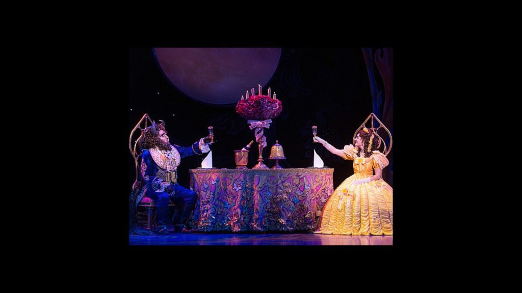 TOUR - Beauty and the Beast - First Look - wide - 11/15