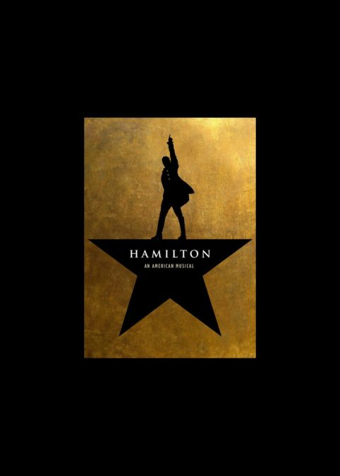 HS - Hamilton - Key Art - Broadway - 3/15