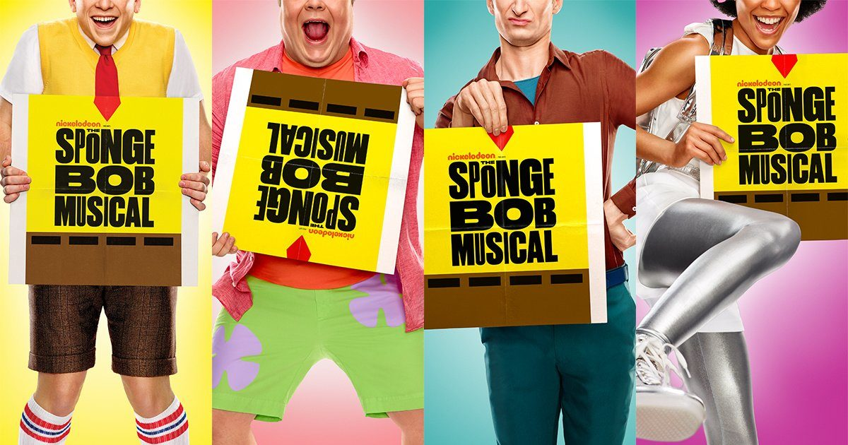 PRESS - Out of Town - Spongebob - 4/16