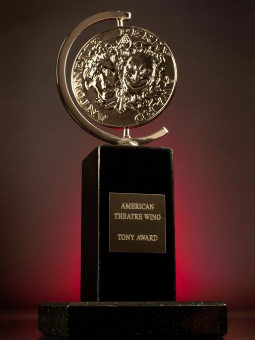 TONY AWARD - Logo - 6/16