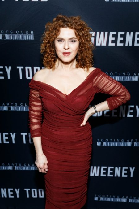 OP - Sweeney Todd - Bernadette Peters - Off-Broadway - Opening - 3/17 - Emilio Madrid-Kuser