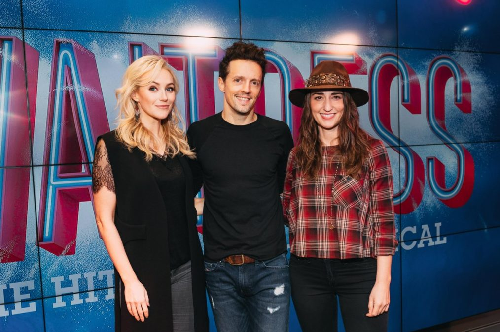 OP - Jason Mraz - Waitress - Presser - 10/17