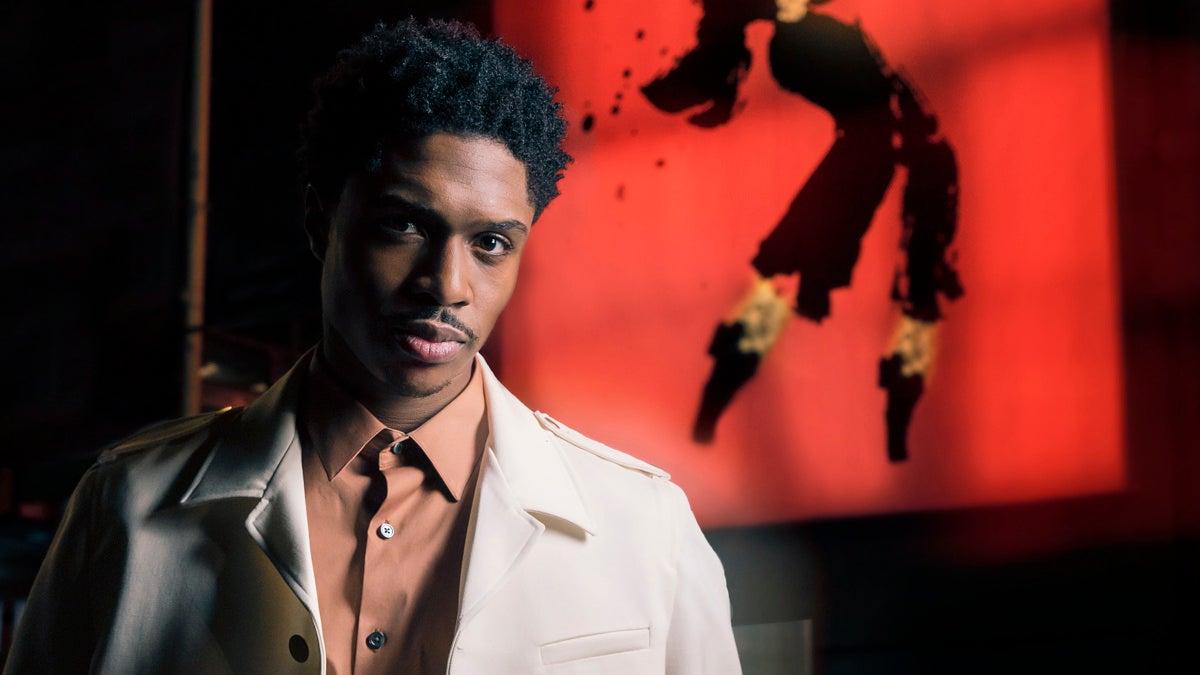 Ephraim Sykes - MJ - promo photo - 11/2019 - Little Fang