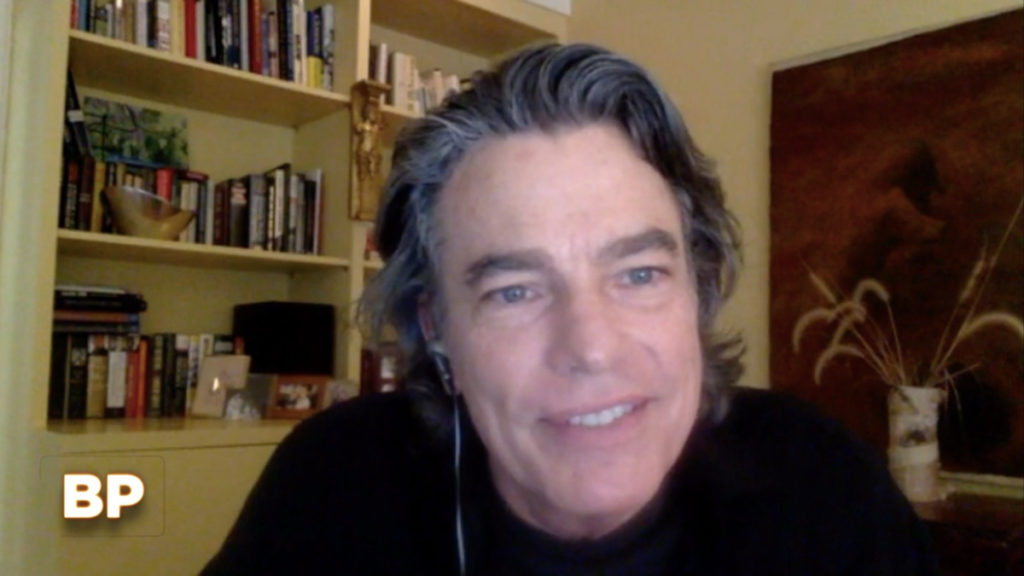 WI - Peter Gallagher - Broadway Profiles - 2/21