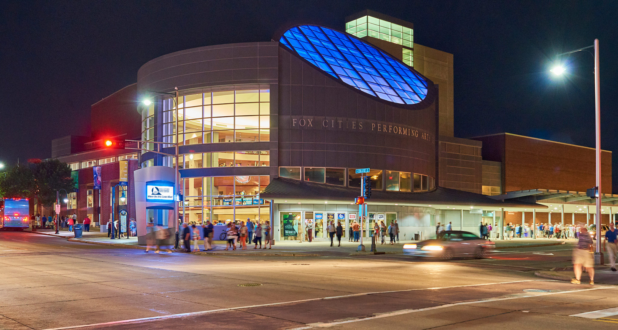 Fox Cities Performing Arts Center Broadway Across America
